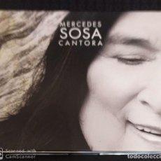 CDs de Música: MERCEDES SOSA (CANTORA) CD 2009 - SERRAT, SABINA, FITO PAEZ, SHAKIRA, JORGE DREXLER..... Lote 241278835