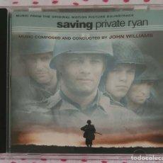CDs de Música: B.S.O. SAVING PRIVATE RYAN (SALVAR AL SOLDADO RYAN - JOHN WILLIAMS) CD 1998. Lote 241286460
