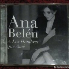 CDs de Música: ANA BELEN (A LOS HOMBRES QUE AME) CD 2011. Lote 241313005
