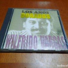 CDs de Musique: WILFREDO VARGAS. LOS AÑOS DORADOS. CD EN BUEN ESTADO CON 12 TEMAS.. Lote 241313475