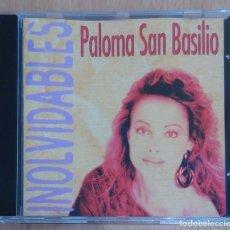 CDs de Música: PALOMA SAN BASILIO (INOLVIDABLES) CD 1996 CIRCULO DE LECTORES. Lote 241319305