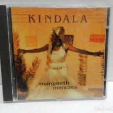 CDs de Música: DISCO CD. MARGARETH MENEZES – KINDALA. COMPACT DISC.. Lote 241394680