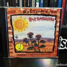 CDs de Música: EXTREMODURO - ROCK TRANSGRESIVO. Lote 241426755