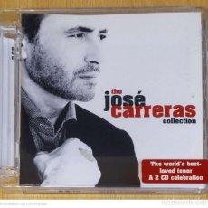 CDs de Música: JOSE CARRERAS (THE JOSE CARRERAS COLLECTION) 2 CD'S 2009. Lote 241440320