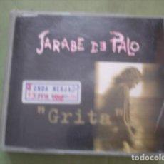 CDs de Música: JARABE DE PALO  GRITA (CD-SINGLE). Lote 241696235
