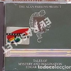 CDs de Música: CD MUSICA - THE ALAN PARSONS PROYECT -. Lote 241735970