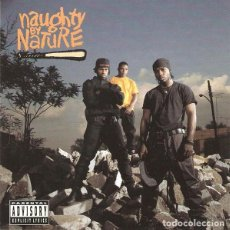 CDs de Música: NAUGHTY BY NATURE - NAUGHTY BY NATURE. Lote 241756795
