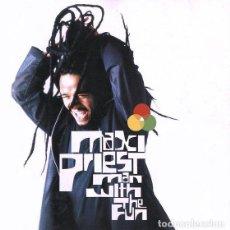 CDs de Música: MAXI PRIEST - MAN WITH THE FUN. Lote 241757640