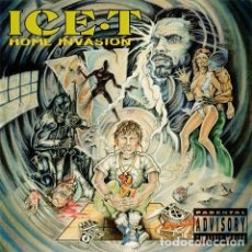 CDs de Música: ICE T. HOME INVASION. Lote 241758260