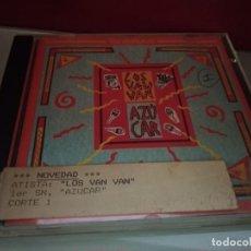 CDs de Musique: LOS VAN VAN AZUCAR CD ALBUM 9 TEMAS. Lote 241759390