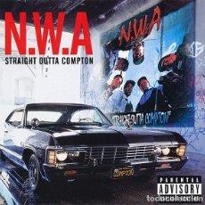 CDs de Música: N.W.A. - STRAIGHT OUTTA COMPTON (10 ANNIVERSARY TRIBUTE). Lote 241769680