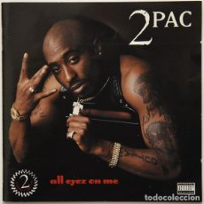 CDs de Música: 2PAC - ALL EYEZ ON ME (2CD). Lote 241776605