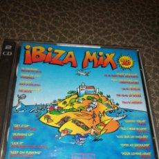 CDs de Música: 2 CDS IBIZA MIX 95. Lote 241789000
