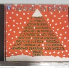 CDs de Música: NAVIDAD EN ESPAÑA - CD 1991 (DYANGO, PERALES, RAPHAEL, DUO DINAMICO, LOS CHUNGUITOS, LOS AMAYA...). Lote 241800665