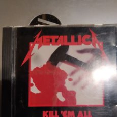 CDs de Música: METALLICA. KILL'EM ALL. CD. Lote 241854215