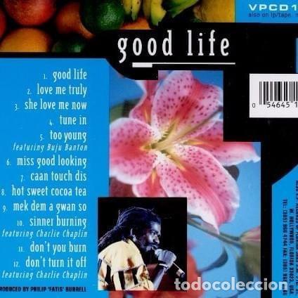 CDs de Música: Cocoa Tea - Good Life - Foto 2 - 241873605