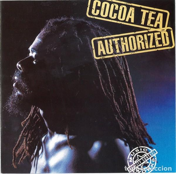 COCOA TEA - AUTHORIZED (Música - CD's Reggae)