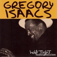 CDs de Música: GREGORY ISAACS - HOLD TIGHT. Lote 241878415
