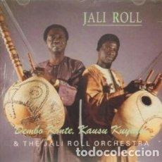 CDs de Música: DEMBO KONTE & KAUSU KUYATEH - JALI ROLL. Lote 241880185