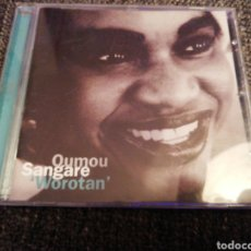 "CDs de Música: OUMOU SANGARE. ""WOROTAN"". WORLD CIRCUIT, 1996.. Lote 241973555"