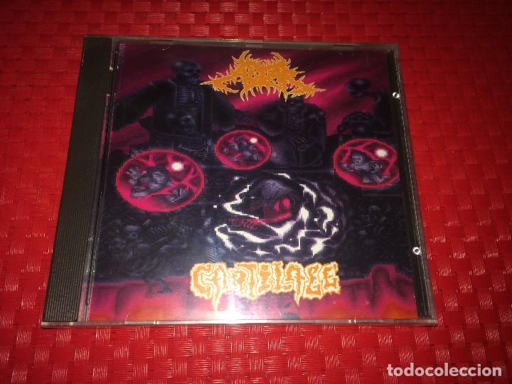 ALTAR - CARTILAGE - AÑO 1992 - PRECINTADO - A ESTRENAR (Música - CD's Heavy Metal)
