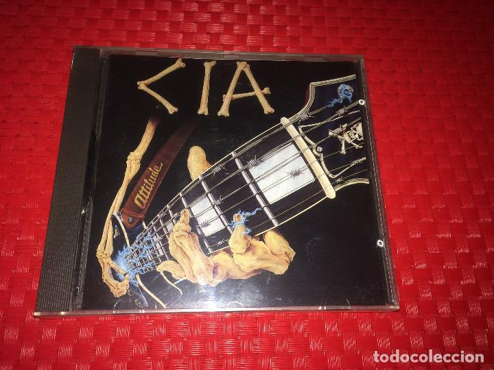 C.I.A. ATTITUDE - UNDER ONE FLAG - AÑO 1992 - PRECINTADO - A ESTRENAR (Música - CD's Heavy Metal)