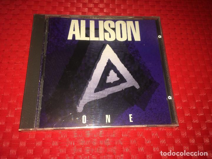 ALLISON - ONE - AÑO 1993 - PRECINTADO - A ESTRENAR (Música - CD's Heavy Metal)