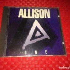 CDs de Música: ALLISON - ONE - AÑO 1993 - PRECINTADO - A ESTRENAR. Lote 241983255