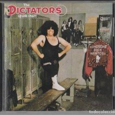 CDs de Música: CD THE DICTATORS - GO GIRL CRAZY!. Lote 242006280