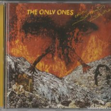 CDs de Música: CD THE ONLY ONES - EVEN SERPENTS SHINE. Lote 242006480