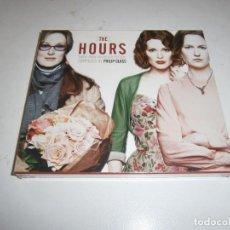 CD de Música: THE HOURS (LAS HORAS) CD BSO NUEVA PRECINTADA PHILIP GLASS. Lote 242016275