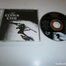 CDs de Musique: THE COTTON CLUB CD BSO. Lote 242016870