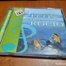 CD de Música: ECOS DEL ROCIO. LAS SEVILLANAS SON PARA SIEMPRE. CD EN BUEN ESTADO CON 10 TEMAS.. Lote 242029290
