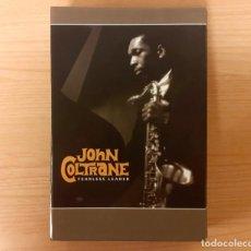 CDs de Música: JOHN COLTRANE FEARLESS LEADER BOX-SET 6 CD CON LIBRO NUEVO Y MUY RARO!!!. Lote 242033855