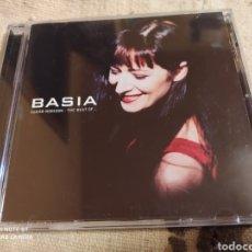 CDs de Música: BASIA. CLEAR HORIZON. THE BEST OF.... CD BUEN ESTADO. Lote 242036685
