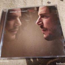 CDs de Música: MANUEL CARRASCO. HABLA. CD BUEN ESTADO. Lote 242036840