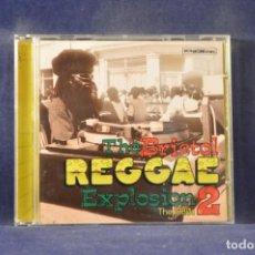CDs de Música: VARIOS - THE BRISTOL REGGAE EXPLOSION 2 - THE 1980S - CD. Lote 242067005