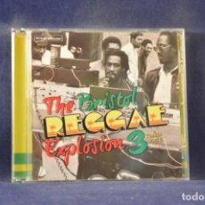 CDs de Música: VARIOS - THE BRISTOL REGGAE EXPLOSION 3 - THE 1980S PART 2 - CD. Lote 242068475