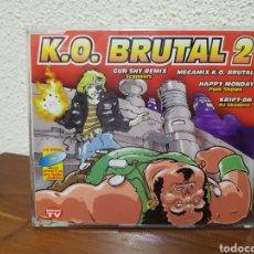 CDs de Música: CD K.O. BRUTAL MAXISINGLE 4 CANCIONES. Lote 242134995