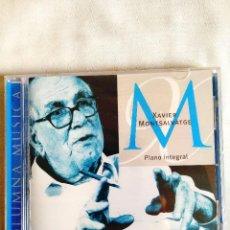 CDs de Música: CD - MONTSALVATGE - INTEGRAL PIANO. Lote 242135125
