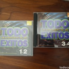 CDs de Música: CD TODO ÉXITOS 1999 4CDS. Lote 242135685