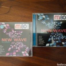 CDs de Música: CD M80 RADIO NEW WAVE CLASSIX SOLO CD 2 Y CD 3. Lote 242136470