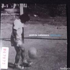 CDs de Música: CD SINGEL ANDRÉS CALAMARO MARADONA LEER DESCRIPCION. Lote 242140420