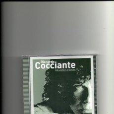 CDs de Música: RICCARDO COCCIANTE. GRANDES EXITOS (CD ALBUM 2005). Lote 242171715