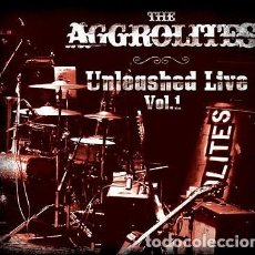 CDs de Música: THE AGGROLITES - UNLEASHED LIVE VOL.1 - ÁLBUM PROMO. Lote 242182855