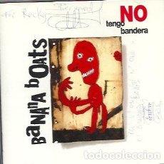 CDs de Música: BANANA BOATS. NO TENGO BANDERA (CD ALBUM 1992). Lote 242185995
