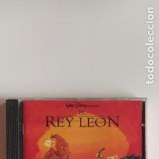 CD de Música: B.S.O. EL REY LEÓN. Lote 242202060