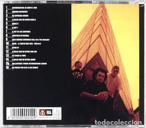 CDs de Música: Violadores del verso - Genios - Foto 2 - 242271630