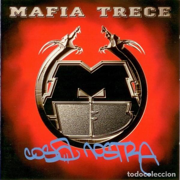 MAFIA TRECE - COSA NOSTRA (Música - CD's Hip hop)