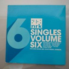 CDs de Música: DOBLE CD NRK SINGLES VOL. 6. Lote 242300705